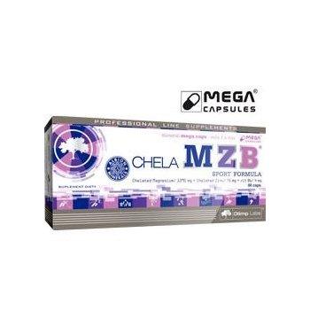 Chela-MZB chelatowany cynk magnez i witamina B6