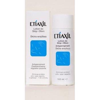 ETIAXIL lotion do dłoni i stóp odpowiedni dla skóry wrażliwej