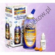 NeilMed ClearCanal zestaw do płukania uszu oczyszczanie usuwanie woskowiny