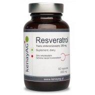 Resveratrol Trans Zmikronizowany 200 mg