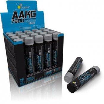Arginina AAKG 7500 mg SHOT duża dawka argininy w płynie łatwo przyswajalna