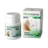 Pycnogenol najmocniejszy przeciwutleniacz