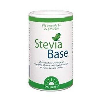 SteviaBase ekstrakt z liści stewii naturalny słodzik Dr. Jacob's