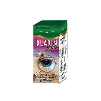 Klarin Perfekt ochrona wzroku