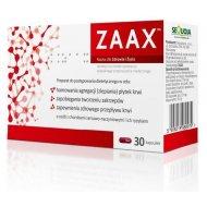 ZAAX naturalny preparat przeciwzakrzepowy
