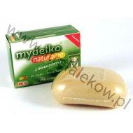 Mydełko Naturalne w kostce z aktywnymi substancjami leczniczymi