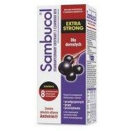 Sambucol Extra Strong syrop dla dorosłych na przeziębienie i grypę