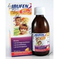 Ibufen syrop przeciwbólowy i przeciwgorączkowy