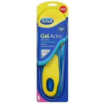 Scholl GelActiv wkładki do codziennego obuwia dla kobiet