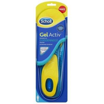 Scholl GelActiv wkładki do codziennego obuwia dla mężczyzn