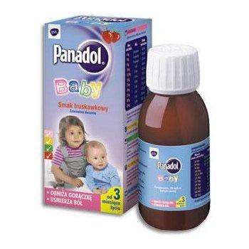 Panadol Baby and Infant syrop przeciwgorączkowy