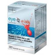 Eye q kapsułki do żucia na pamięć i koncentrację
