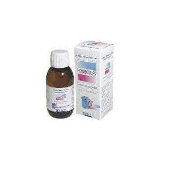 Homeotuss syrop przeciwkaszlowy dla dzieci