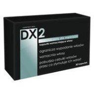 DX2 kapsułki wzmacniające włosy dla mężczyzn