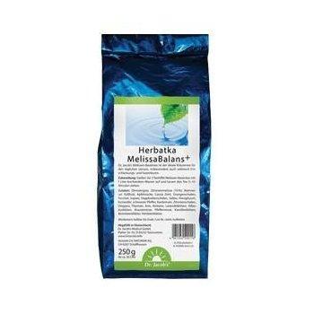 MelissaBalans+ herbata zasadowa na poprawę samopoczucia i dobry sen Dr. Jacob's