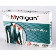 Myalgan 30 tabletek
