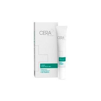 CERA+ Antiaging Krem pod oczy 40+ z witaminą C