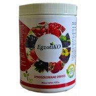 EgzotiKO mix sproszkowanych owoców m.in. jagód acai, maqui, aceroli i maliny