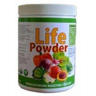 LifePowder mix sproszkowanych warzyw, roślin i alg