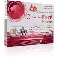 Chela-Ferr Forte bezpieczne żelazo dobrze przyswajalny chelat