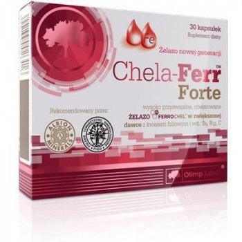 Olimp Labs Chela-Ferr Forte Żelazo Ferrochel