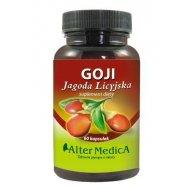 Goji ekstrakt z Jagody Licyjskiej źródło zeaksantyny