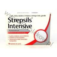 Strepsils Intensive (Dolointensive) 16 tabletek