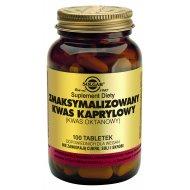 Solgar Zmaksymalizowany Kwas Kaprylowy
