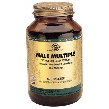 Solgar Male Multiple Multiwitamina dla mężczyzn