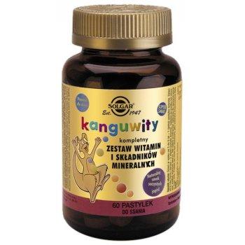 Solgar Kanguwity Multiwitamina smak jagodowy