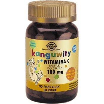 Solgar Kanguwity z witaminą C