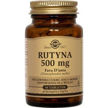 Solgar Rutyna 500 mg Fava d'anta