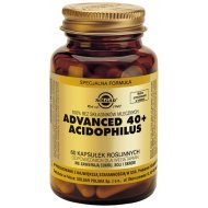 Solgar Advanced 40+ Acidophilus strefalekow