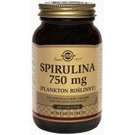 Solgar Spirulina w tabletkach