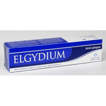 Elgydium Anti-Plaque antybakteryjna pasta do zębów