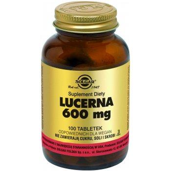 Solgar Lucerna Tabletki