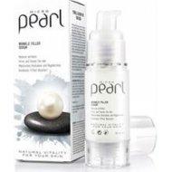 Perłowe serum tonizuje skórę i wygładza zmarszczki