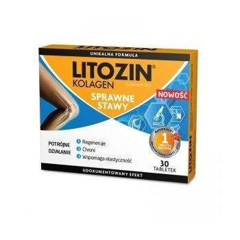 Litozin Kolagen sprawne stawy