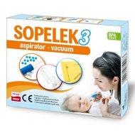 Sopelek 3 Aspirator do odkurzacza dla niemowląt od 1. dnia życia