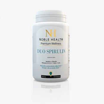 Noble Health Duo Spirulin