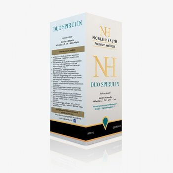 Noble Health Duo Spirulin