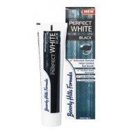 Perfect White Black wybielająca czarna pasta do zębów Beverly Hills Formula