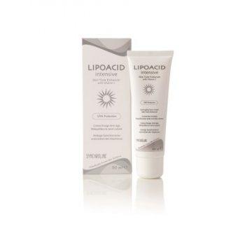 Lipoacid Intensive krem z wit. C Synchroline intensywny krem do twarzy przeciwzmarszczkowy