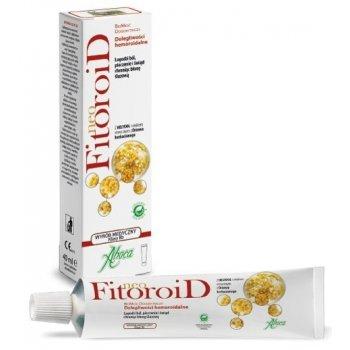 NeoFitoroiD doodbytnicza biomaść na hemoroidy z kompleksem Helydol®