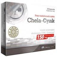 Olimp Labs Chela-Cynk kapsułki Chelat Albion