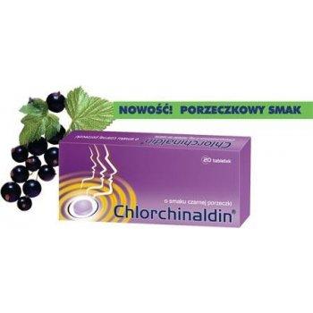 Chlorchinaldin do ssania smak czarnej porzeczki