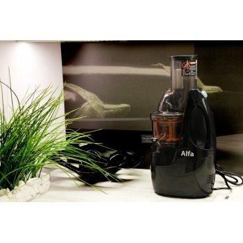 Wyciskarka do soków Alfa 3G Czarna