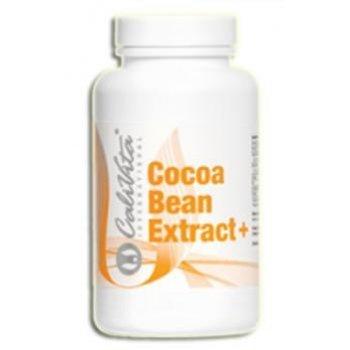 CaliVita Cocoa Bean Extract Plus ziarna kakaowca dla poprawy samopoczucia i obniżenia stresu