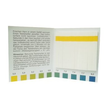 Papierki Lakmusowe do badania pH