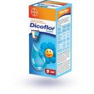 Dicoflor krople probiotyk z LGG od urodzenia